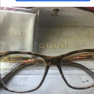Gucci frames 100% Authentic